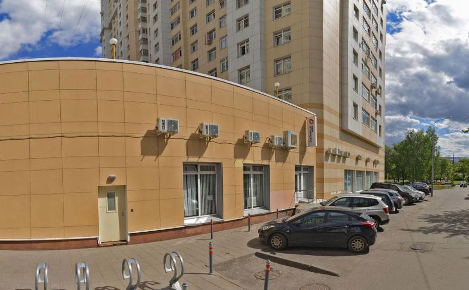 вид здания фмс Бескудниковский