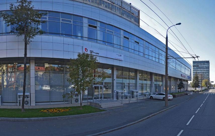 вид здания фмс по Войковскому району