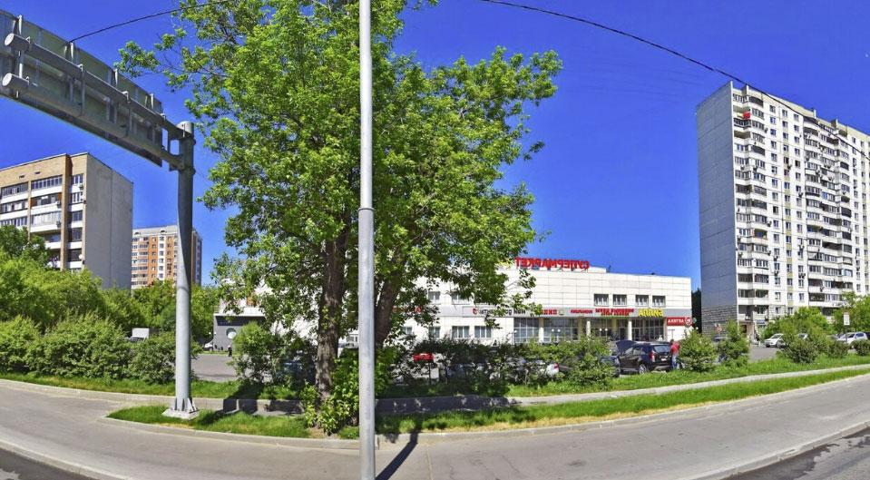 Вид здания фмс Гольяново