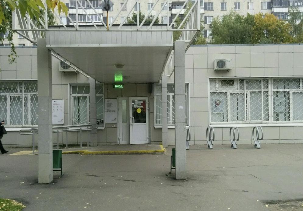 Вид здания фмс Ивановское