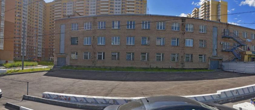 вид здания фмс Молжаниновский