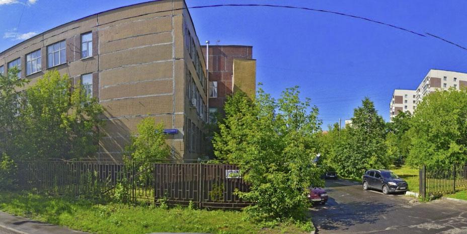 Вид здания Новогиреево