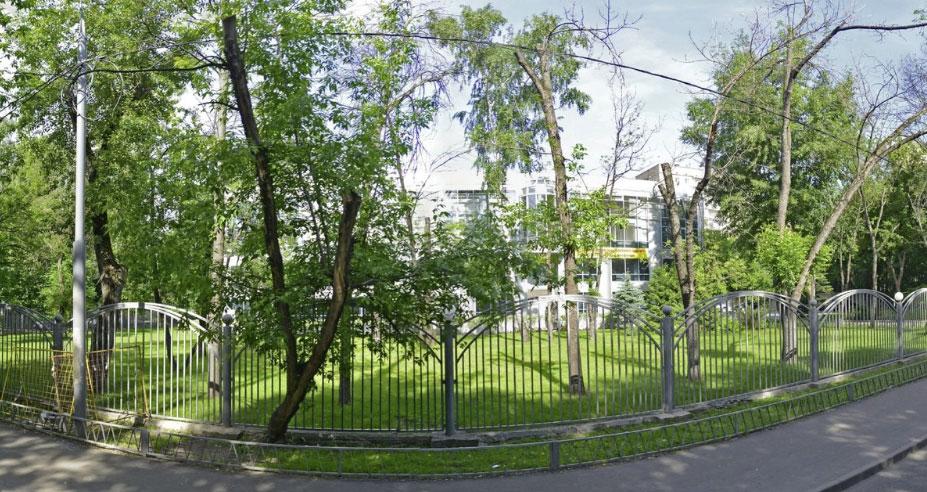 Вид здания фмс Преображенское