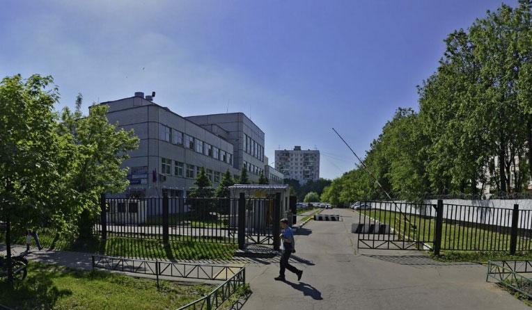Вид здания фмс Северное Измайлово
