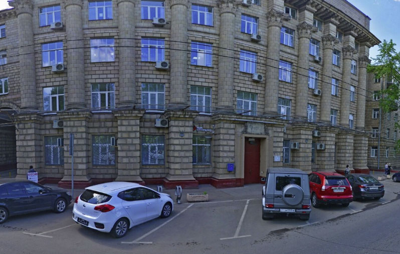 вид здания фмс Кунцево