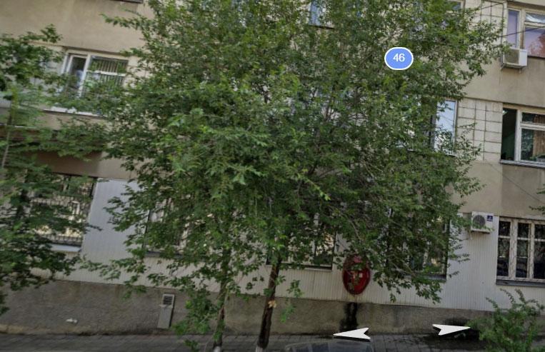 вид здания уфмс Волжского района Саратова