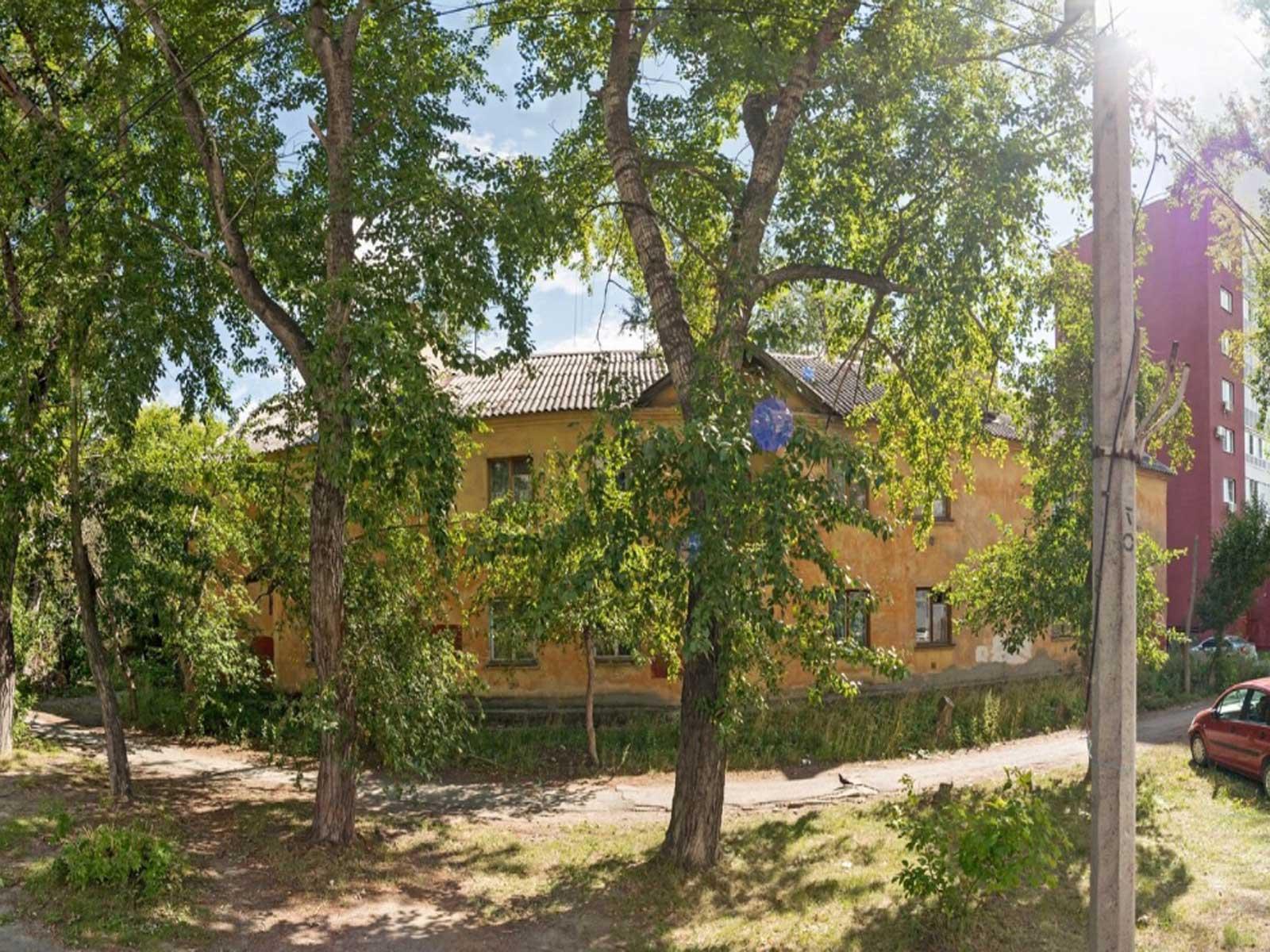 Вид на здание УФМС по Металлургическому району, Челябинск